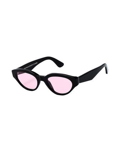 654dfa2bf5 Super By Retrosuperfuture Drew Black Pink - Sunglasses - Women Super ...