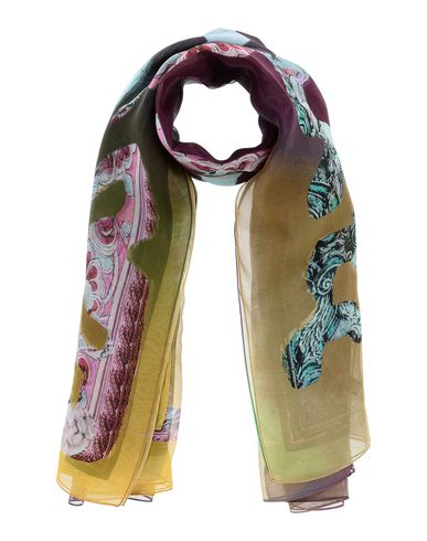 CHRISTIAN LACROIX Scarves in Sky Blue