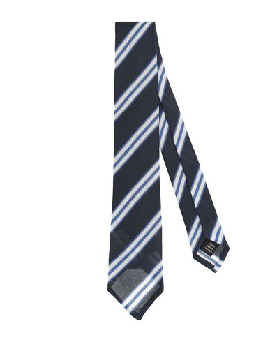 CESARE ATTOLINI Tie in Dark Blue