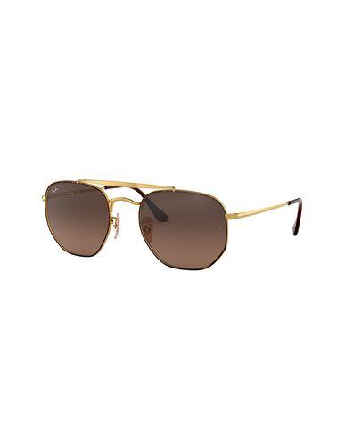 450f80e2c2 Ray-Ban Rb3648 The Marshal - Sunglasses - Men Ray-Ban Sunglasses online on  YOOX Switzerland - 46617395CP