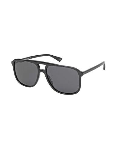 1c6bcdbd4b80 Gucci Am0079o-001 - Sunglasses - Men Gucci Sunglasses online on YOOX ...