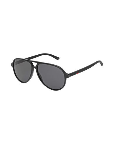 435bf2568a30 Gucci Gg0423s-001 - Sunglasses - Men Gucci Sunglasses online on YOOX ...