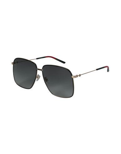 da12b5b59d Occhiali Da Sole Gucci Gg0394s-001 - Uomo - Acquista online su YOOX ...