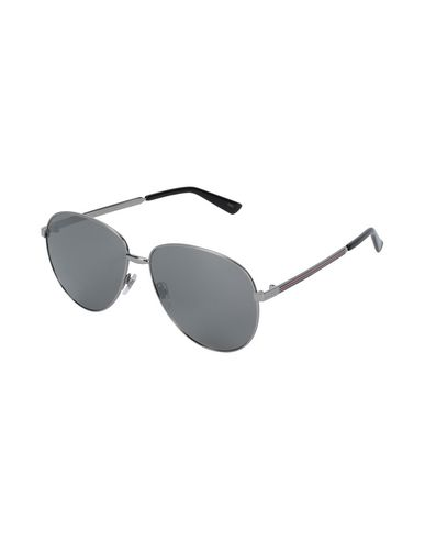 730ec4cf811 Gucci Gg0138s-009 - Sunglasses - Men Gucci Sunglasses online on YOOX ...
