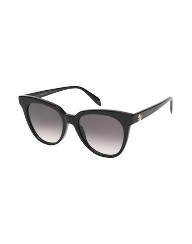 278b6c284fc29 Alexander Mcqueen Am0159s-001 - Sunglasses - Women Alexander Mcqueen ...