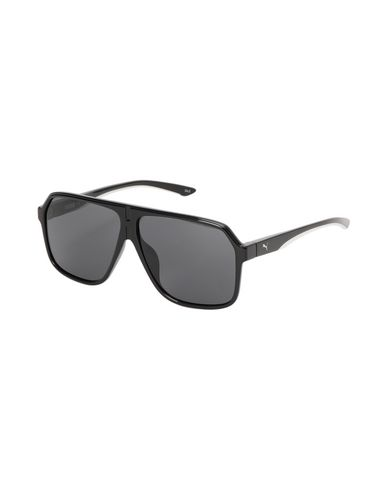 242dd7f3fa5 Puma Pu0194s-002 - Sunglasses - Men Puma Sunglasses online on YOOX ...