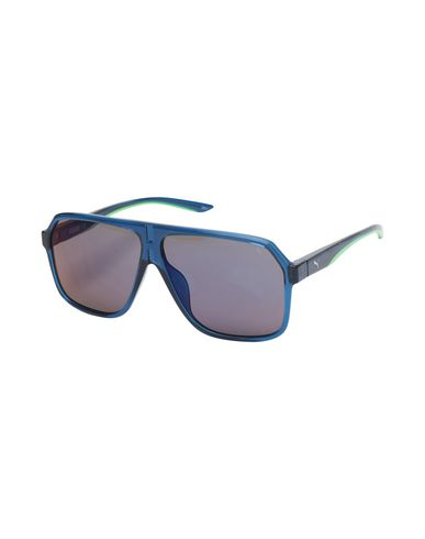 decc49aa37054 Puma Pu0194s-004 - Sunglasses - Men Puma Sunglasses online on YOOX ...