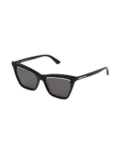 672a52e6e66d6 Mcq Alexander Mcqueen Mq0156s-001 - Sunglasses - Women Mcq Alexander ...