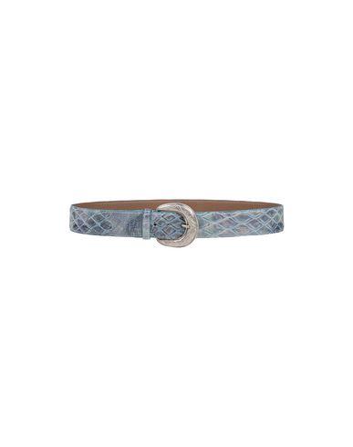 NANNI Regular Belt in Slate Blue