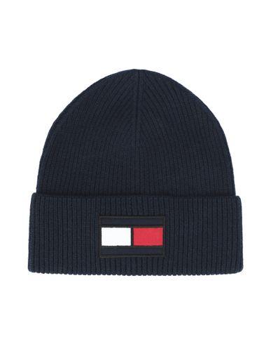 54f13ef251221 Tommy Hilfiger Flag Beanie - Hat - Men Tommy Hilfiger Hats online on ...