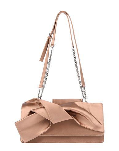 N°21 Shoulder Bag In Khaki