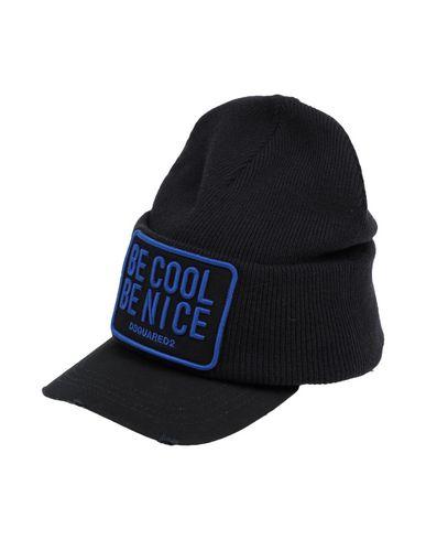 309abf46ac Cappello Dsquared2 Uomo - Acquista online su YOOX - 46629747AJ
