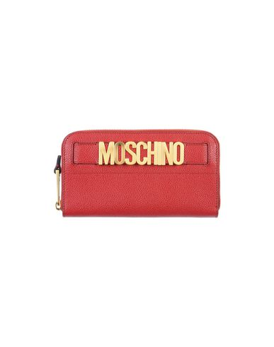bed077a884 Πορτοφόλι Moschino Γυναίκα - Πορτοφόλι Moschino στο YOOX - 46631501WR