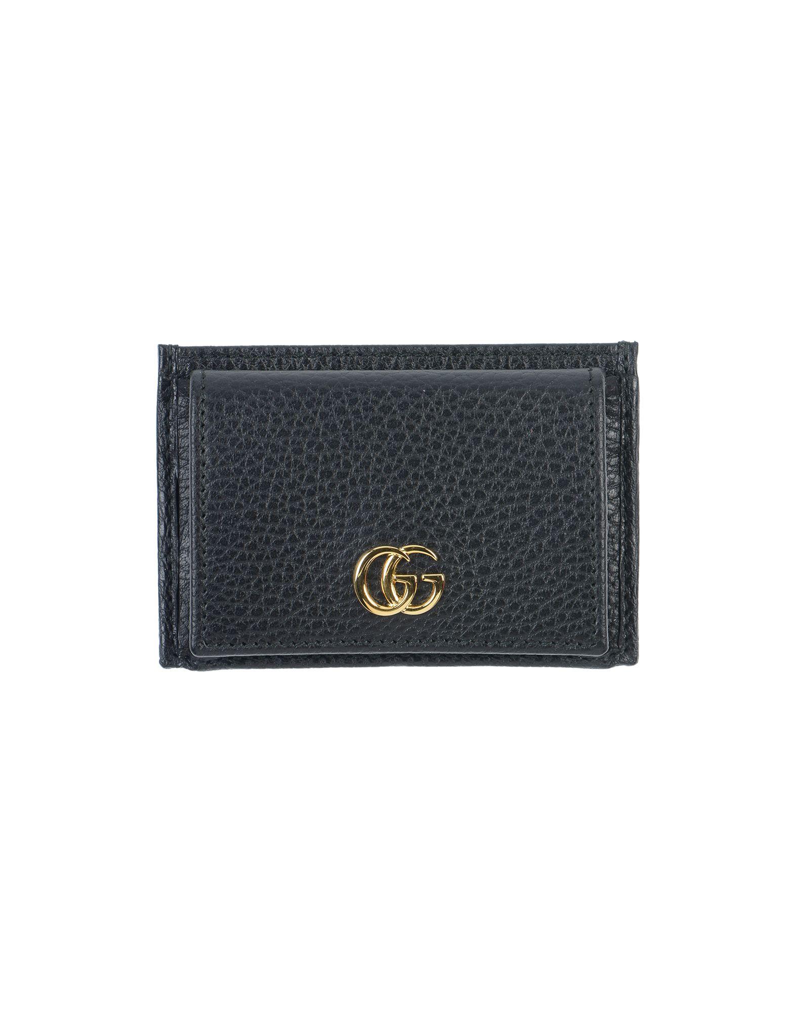 c7149a6f2 Gucci Wallet - Women Gucci Wallets online on YOOX Czech Republic ...