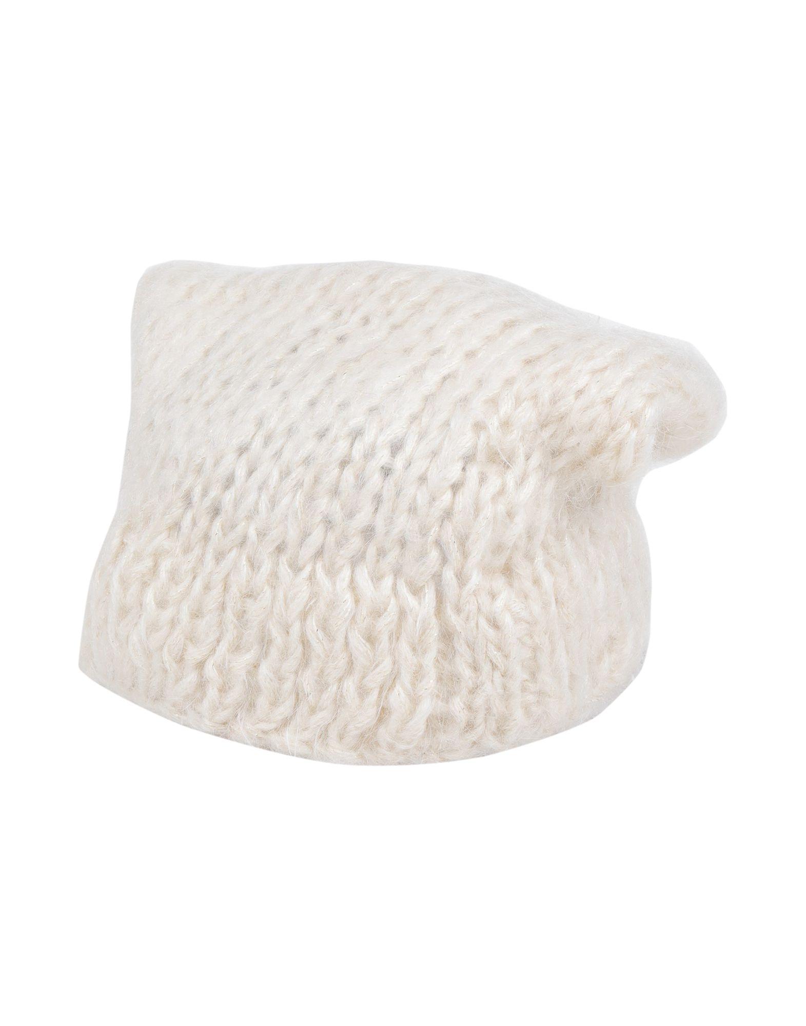 473316fca9e Mes Demoiselles Hat - Women Mes Demoiselles Hats online on YOOX ...
