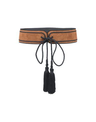 SAINT LAURENT - High-waist belt