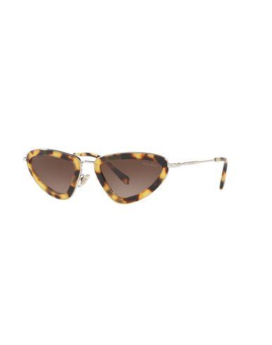 081c6c5f11 Gafas De Sol Miu Miu Mu 60Us Core Collection - Mujer - Gafas De Sol ...