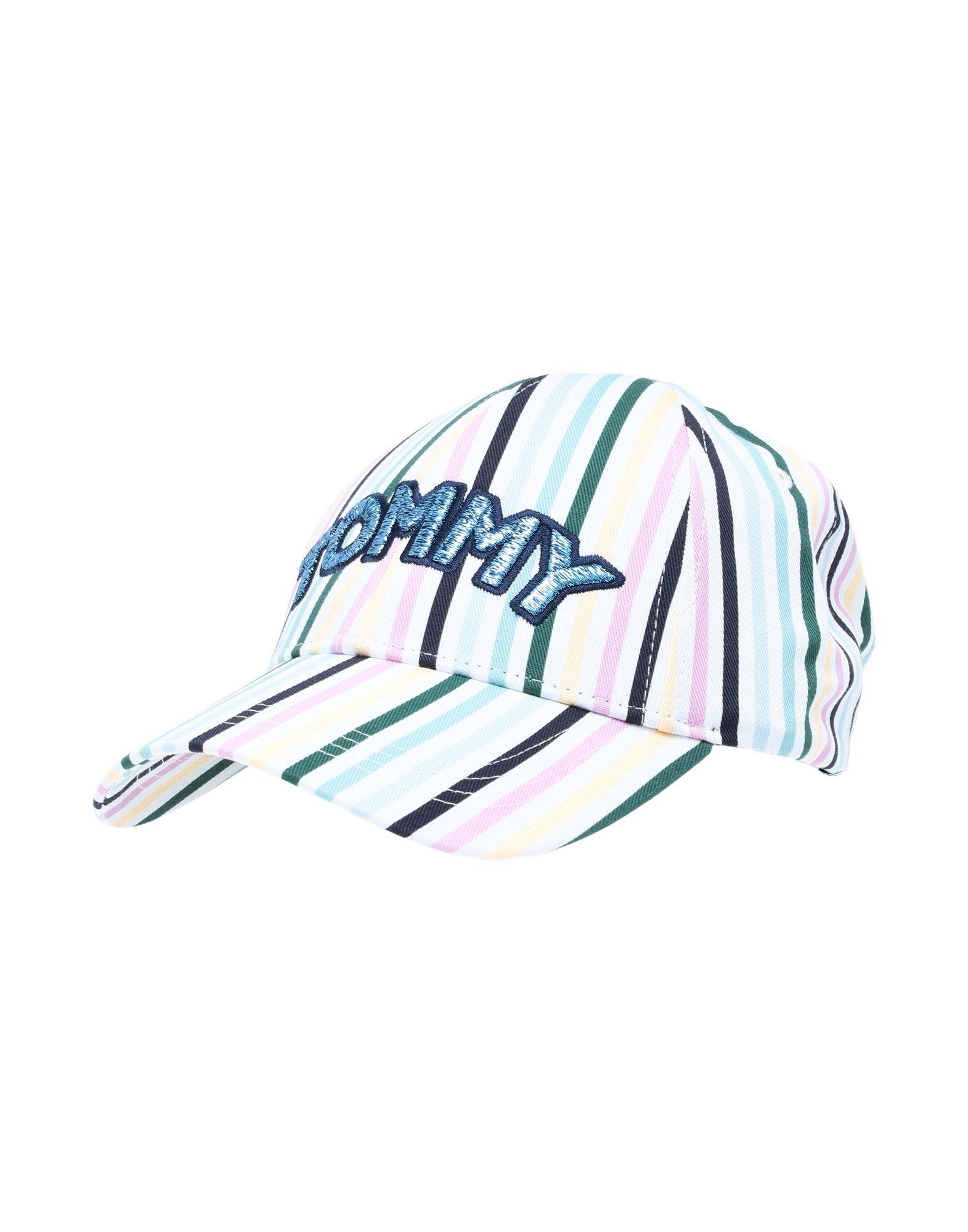 38ee762618c803 Tommy Hilfiger Tommy Patch Cap - Hat - Women Tommy Hilfiger Hats ...