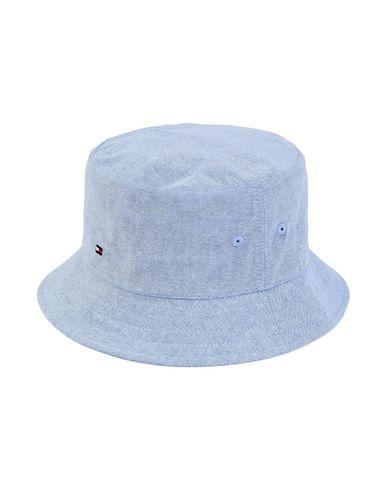 8a763f3778d361 Tommy Hilfiger Chambray Bucket Hat - Hat - Women Tommy Hilfiger Hats ...