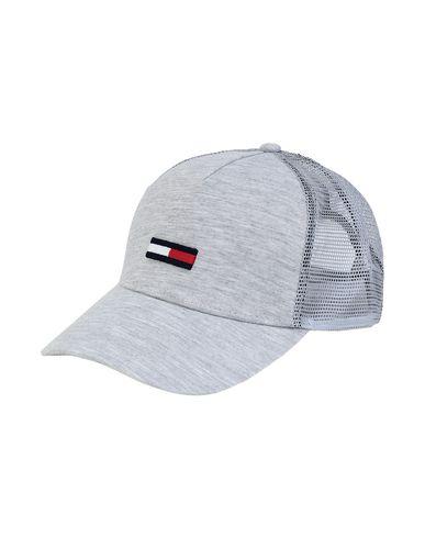 2d781236fbdd7 Tommy Jeans Tju Trucker Flag Cap - Hat - Men Tommy Jeans Hats online ...