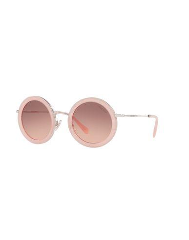 8003c94c9113 Miu Miu Mu 59Us Core Collection - Sunglasses - Women Miu Miu ...
