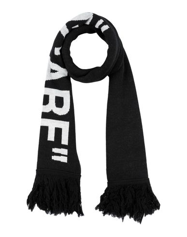 Off-White Jewelry Scarves