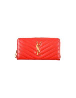 Saint Laurent Brieftasche   Kleinlederwaren by Entdecken Sie Weitere Artikel Von Saint Laurent
