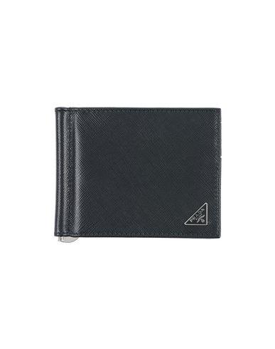 Prada Accessories Checkbook holder