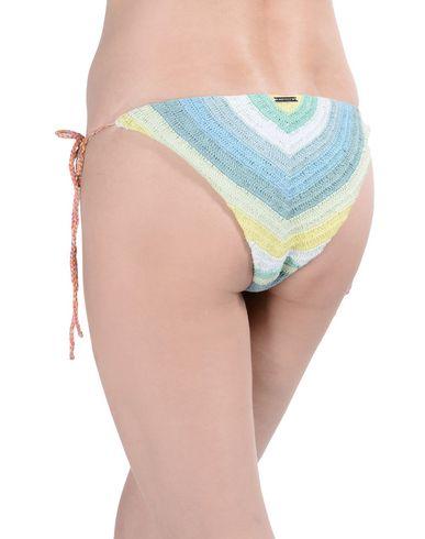 MARA HOFFMAN CROCHET TIE BOTTOM Bikini