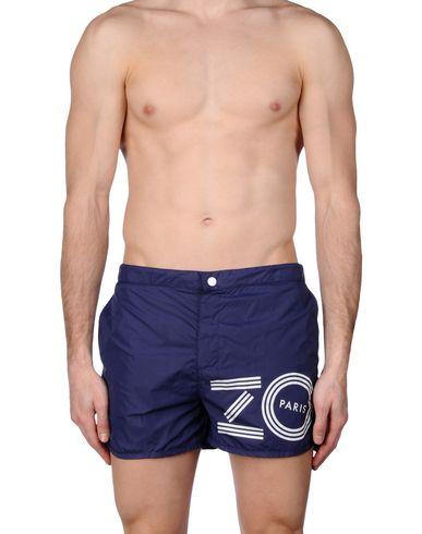 68a96714 Kenzo Swim Shorts - Men Kenzo Swim Shorts online on YOOX Lithuania ...
