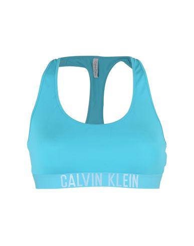 68f2ff8dfe0658 Calvin Klein Racer Back Bralette - Bikini - Women Calvin Klein ...
