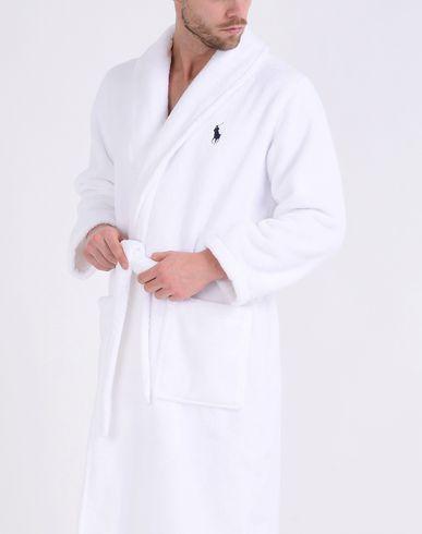 POLO RALPH LAUREN Cotton Terry Robe Strandtücher und Bademäntel Billig Verkauf Finish Aus Deutschland Niedrig Versandkosten Beliebt Günstig Online Großer Rabatt Zum Verkauf JizzQ8uMuO