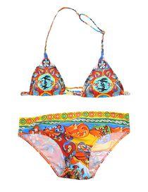 best sneakers 323f5 9781b Costumi E Beachwear bambina Dolce & Gabbana 3-8 anni ...