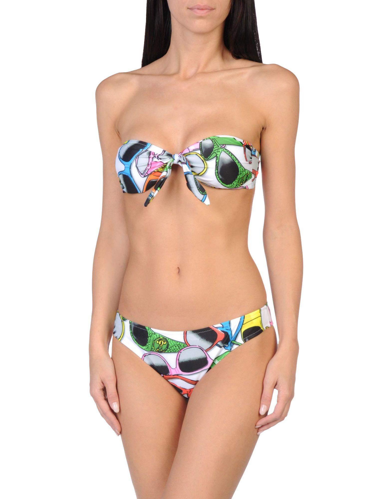 Bikini Ligne MoschinoBoutique Bikini Femmes En Tl1FKcJ