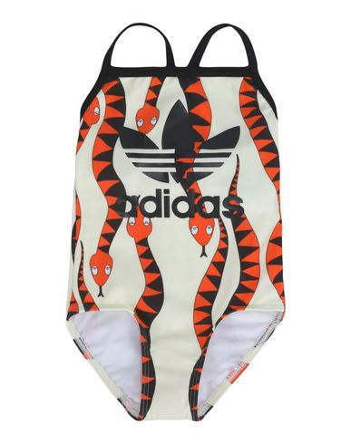 574e61894 Adidas Originals X Mini Rodini One-Piece Swimsuits Girl 0-24 months ...