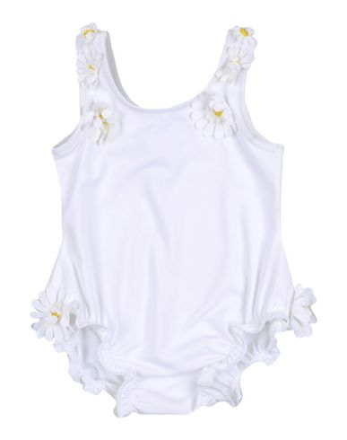 Dolce & Gabbana One-piece Swimsuits In White