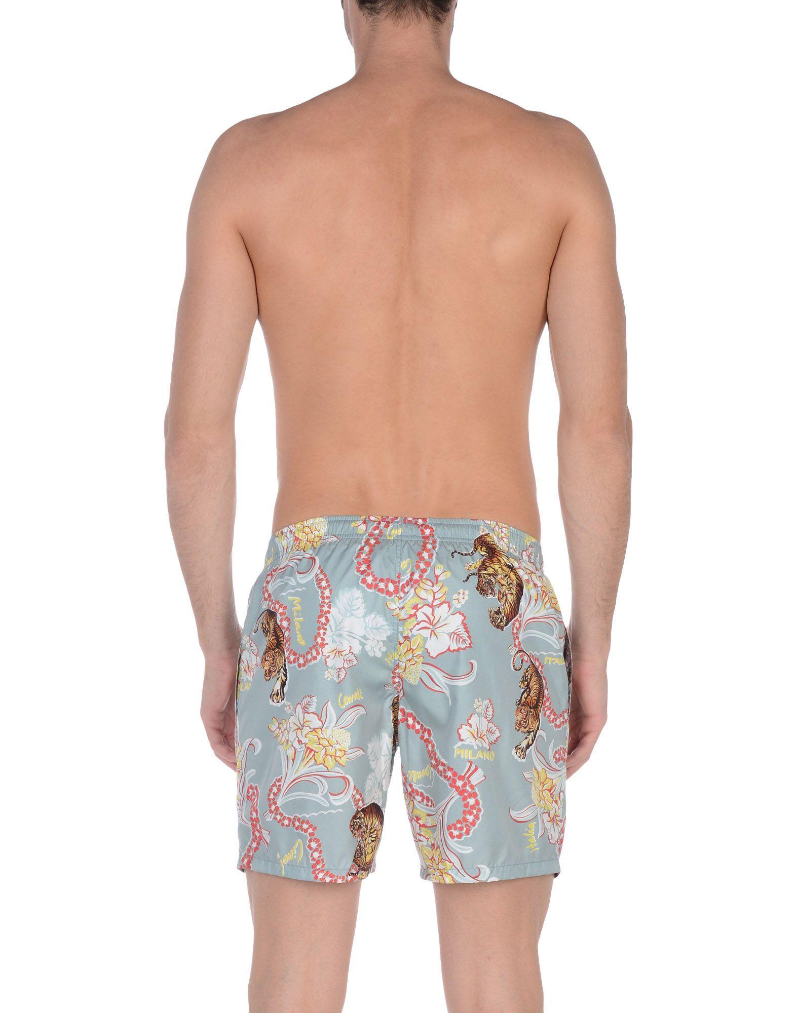 Boxer Mare Roberto Cavalli Beachwear Uomo 47209935RQ - 47209935RQ Uomo 22a3e5