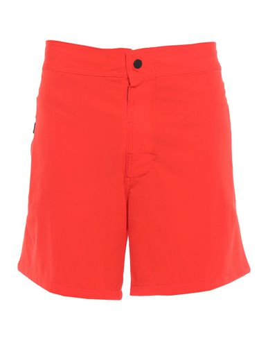 EVEREST ISLES Swim Shorts in Red