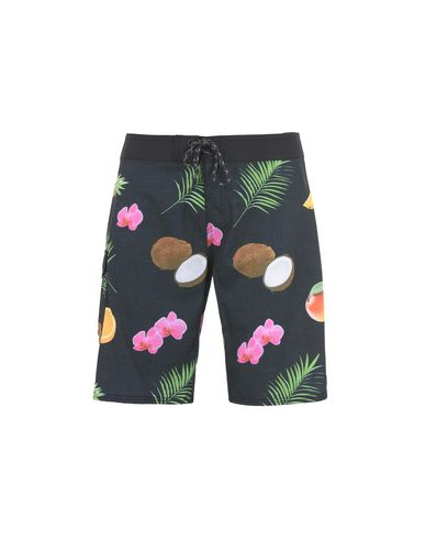 e5fc1201aa Reef Reef Tarpon - Swim Shorts - Men Reef Swim Shorts online on YOOX ...