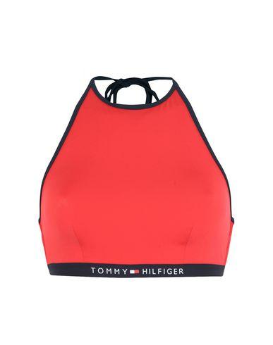 8b8430842 Tommy Hilfiger Crop Top - Bikini - Women Tommy Hilfiger Bikinis online on  YOOX United Kingdom - 47223216
