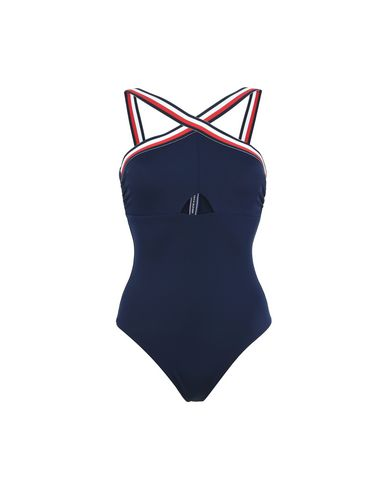 7b459d32913ed Tommy Hilfiger One-Piece Rp - One-Piece Swimsuits - Women Tommy ...