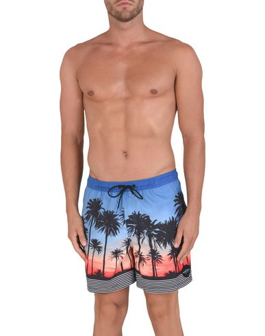 34e3587ec8 85%OFF Quiksilver Qs Volley Sunset Vibes Volley 17 - Swimwear And Surfwear  - Men
