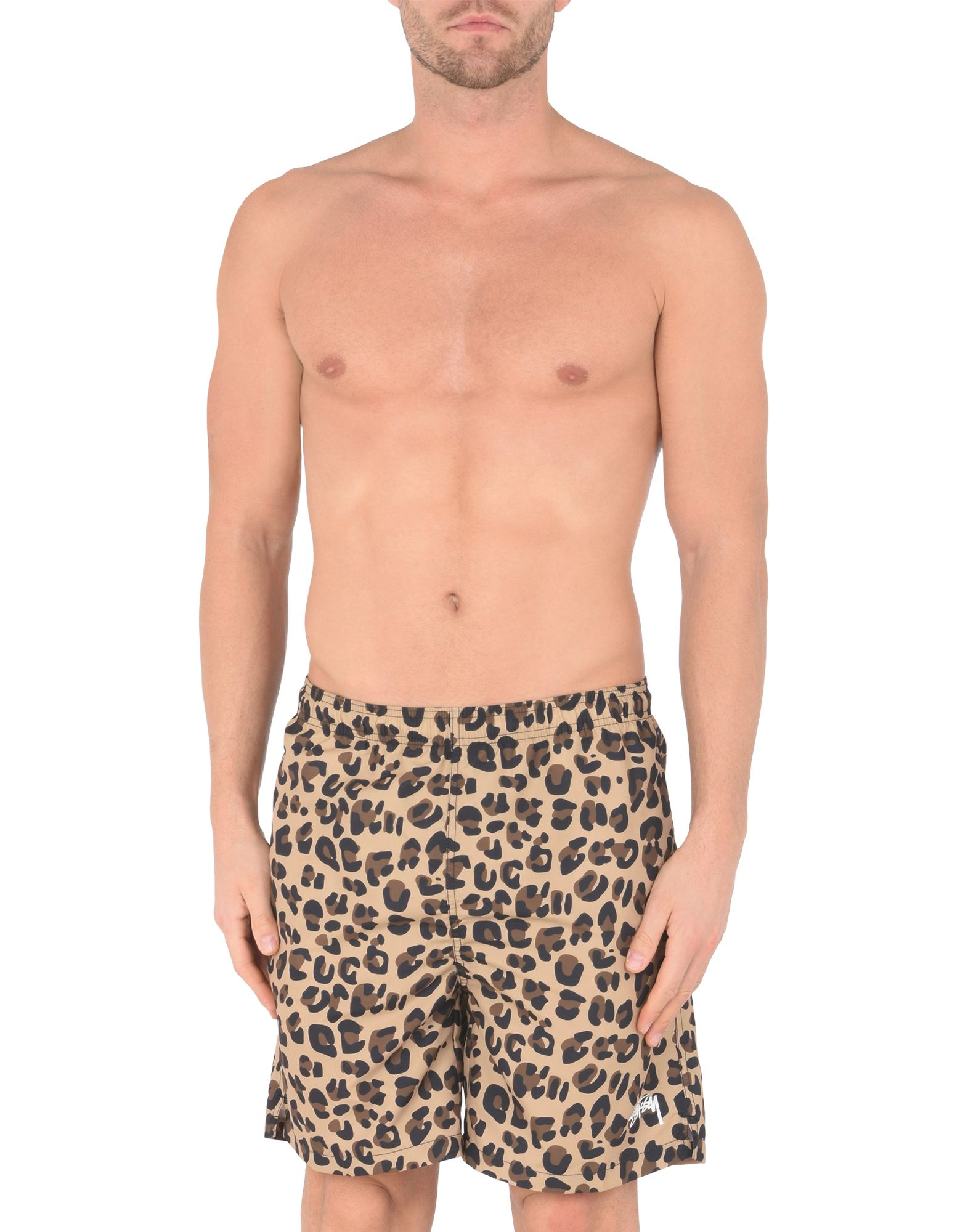 Boxer Mare Stussy Leopard - Water Short - Uomo - Leopard 47224519SK c4cf5c