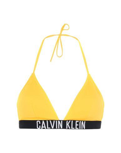 Jaune Deux Klein Pièces Calvin Maillot qISqB