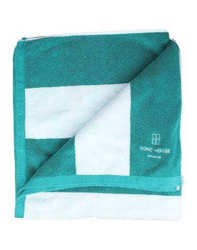 SOHO HOME Beach Towels & Robes in Green