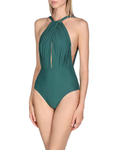 LENNY NIEMEYER One-Piece Swimsuits in Emerald Green