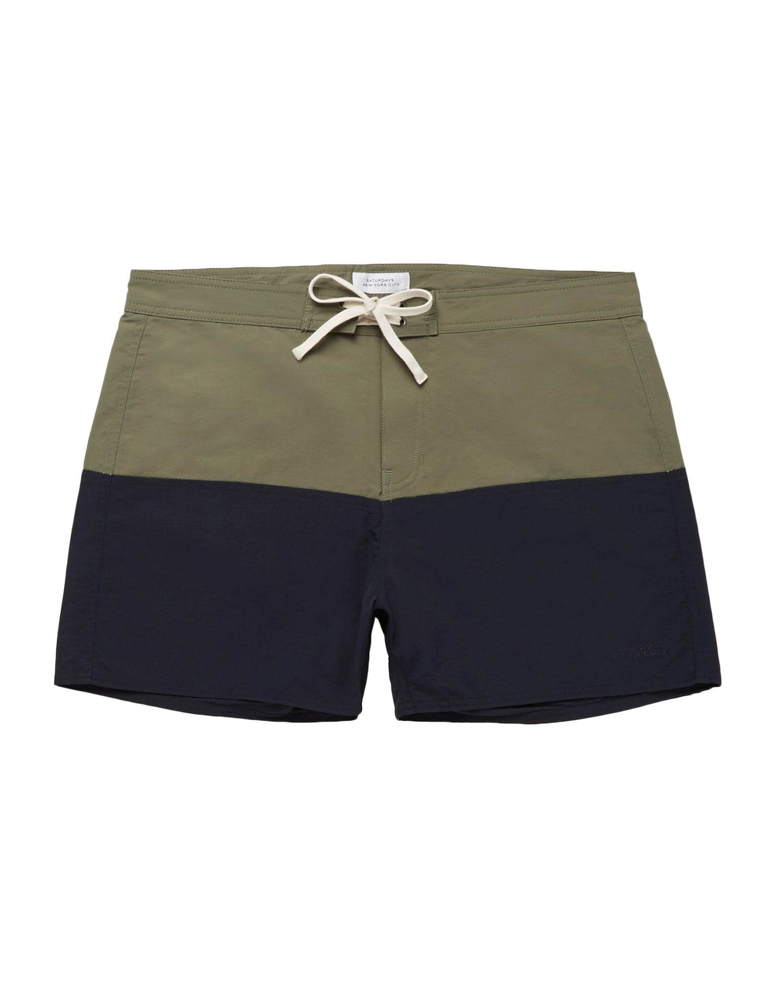 7c1e87ab05 Saturdays New York City Swim Shorts - Men Saturdays New York City Swim  Shorts online on YOOX United States - 47228937PW