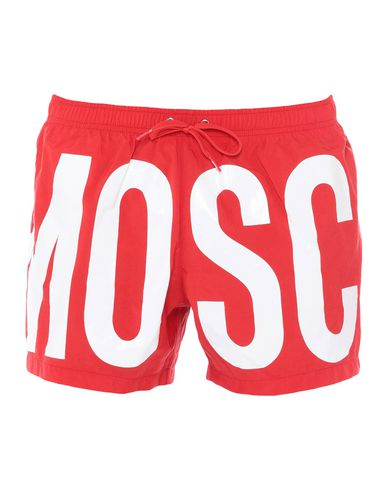 dadcc37257d19 Moschino Swim Shorts - Men Moschino Swim Shorts online on YOOX ...