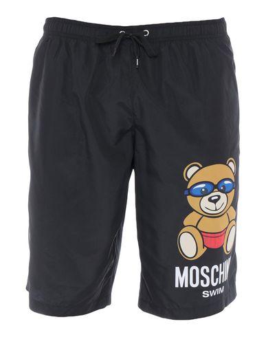 ae29fa5d6d Moschino Swim Shorts - Men Moschino Swim Shorts online on YOOX ...