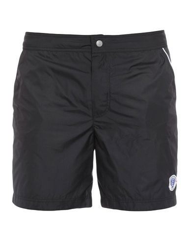 ROBINSON LES BAINS Swim Shorts in Black